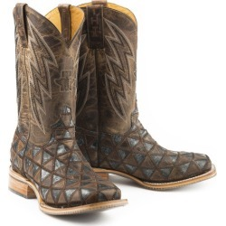 Tin Haul Mens Rocker Boots 7 EE found on Bargain Bro India from StateLineTack.com for $299.99