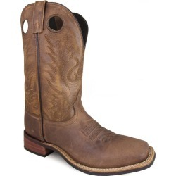 Smoky Mountain Mens Timber Sq Distres Boots 12D found on Bargain Bro from Horse.com for USD $76.23