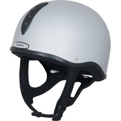Champion X-Air Plus Skull Cap 7 3/8 Silver found on Bargain Bro India from StateLineTack.com for $229.95