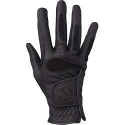 Noble Equestrian Ready to Ride Glove 6  Black