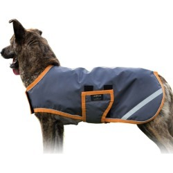 Amigo Dog Blanket 100g X-Large Excalibur/Orange