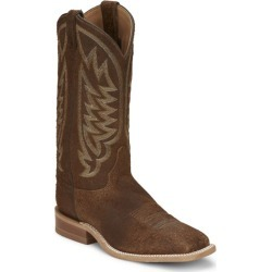 Justin Mens Andrews Sq Boots 9.5 EE Brown found on Bargain Bro India from Horse.com for $186.62