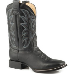 Roper Mens Loaded Conceal Carry Black Boots 10EE found on Bargain Bro Philippines from Horse.com for $208.99