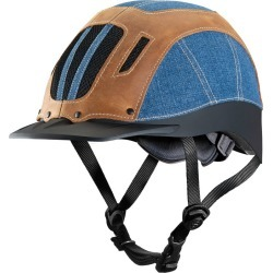 Troxel Low Profile Sierra Western Helmet Large Den found on Bargain Bro Philippines from StateLineTack.com for $119.95