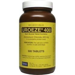 Uroeze Tablets 400 mg
