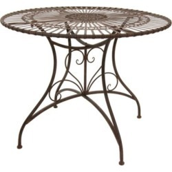 Rustic Garden Furniture Collection White