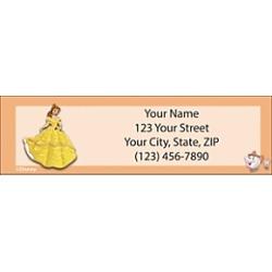 Disney Princess Stories Return Address Label found on MODAPINS from Bradford Exchange Checks for USD $7.99