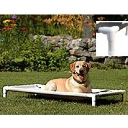 Pipe Dreams Outdoor Elevated Pet Bed X-Large found on Bargain Bro India from StateLineTack.com for $98.49
