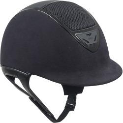 IRH IR4G XLT Gloss Frame Helmet S  Black Suede found on Bargain Bro India from Horse.com for $299.00