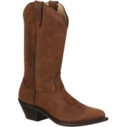 Durango Women s Western Boot - Brown Brown,6