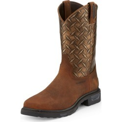 Tony Lama Mens WP Comp Rust Work Boots 7.5 2E found on Bargain Bro India from Horse.com for $194.95