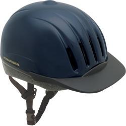 IRH Equi-Lite DFS Helmet Medium Navy