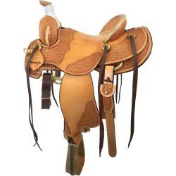 Colorado Saddlery Black Hills Saddle Draft 15in