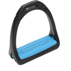 Shires Premium Profile Stirrup Treads Baby Blue found on Bargain Bro India from Horse.com for $12.23