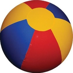 Jolly Mega Ball Beach Ball Cover Medium