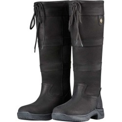 Dublin Ladies River Boots III 6  Black found on Bargain Bro India from Horse.com for $169.99
