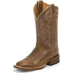 Justin Ladies Bent Rail Perform Cognac Boots 8.5 found on Bargain Bro Philippines from Horse.com for $199.95