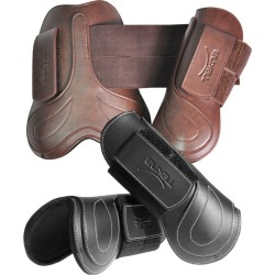 Tekna Open Front Hook and Loop Boots MD Brown found on Bargain Bro India from Horse.com for $65.95