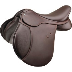 Arena HART High Wither AP Saddle 17 Brown found on Bargain Bro India from StateLineTack.com for $1299.00