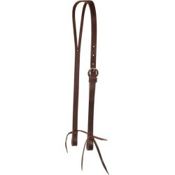 Circle Y Latigo 5/8in Sing Ply Split Ear Headstall found on Bargain Bro Philippines from Horse.com for $19.99
