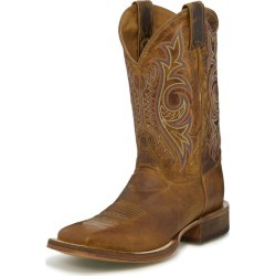 Justin Mens Bent Rail Sq Caddo Sumer Boots 9 B found on Bargain Bro India from Horse.com for $209.95
