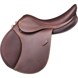 Pessoa Gen X Valentino Saddle 16.5 Forward long found on Bargain Bro India from Horse.com for $2795.00