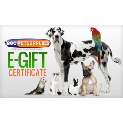 Petsupplies Gift Certificate $50 Gift Certificate found on Bargain Bro Philippines from petsupplies.com for $50.00