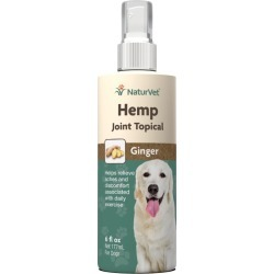 NaturVet Hemp Joint Topical Spray for Dogs