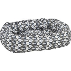 Bowsers Titan Blue Donut Dog Bed Large found on Bargain Bro India from StateLineTack.com for $199.99