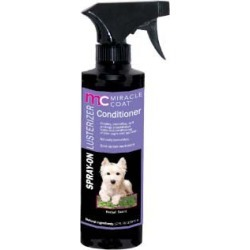 Miracle Coat Leave In Dog Conditioner 12 oz