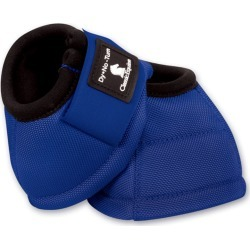 Classic Equine Dyno No-Turn Bell Boots Medium Blue found on Bargain Bro India from StateLineTack.com for $28.99