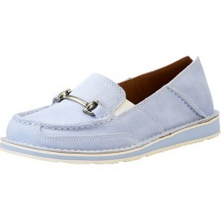 Ariat Ladies Bit Cruiser Baby Blue Shoes 9.5 found on Bargain Bro India from Horse.com for $99.95