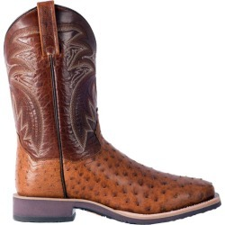 Dan Post Mens FQ Ost Square Toe Bay Boots 9.5EE found on Bargain Bro India from StateLineTack.com for $399.95