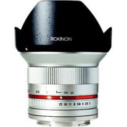 bdc9ef8815ddc574f0250b89523fc0c487807708.jpg?url=https%3A%2F%2Fs7d5.scene7 - Rokinon 12mm F/2.0 NCS CS Ultra Wide Angle Lens Sony E-Mount (NEX) (RK12M-E) Silver