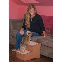 Pet Gear Easy Step II Pet Steps Cocoa