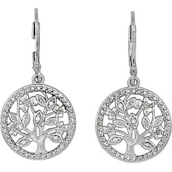 Kelly Herd Circle Tree Dangle Earrings found on Bargain Bro India from Horse.com for $149.00