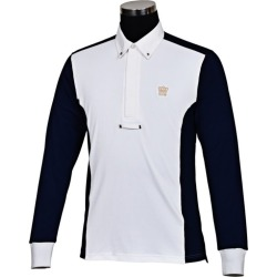 GHM Mens Champion Long Sleeve Show Shirt XL Caribo found on Bargain Bro India from Horse.com for $67.95