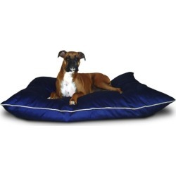 Majestic Super Value Dog Pet Bed Medium Blue