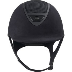 IRH IR4G XLT Matte Frame Helmet XL Black Suede found on Bargain Bro India from Horse.com for $299.00