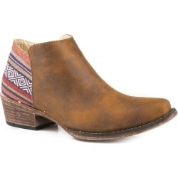 Roper Ladies Sedona Brown Shoes 5.5 found on Bargain Bro Philippines from Horse.com for $56.99
