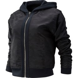 New Balance Women's Determination Reversible Jacket Black found on MODAPINS from Joe's New Balance Outlet for USD $59.99