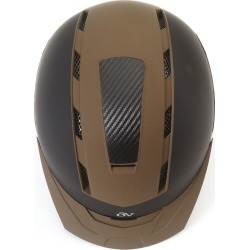 Ovation Extreme Helmet Medium/Large Black/Brown
