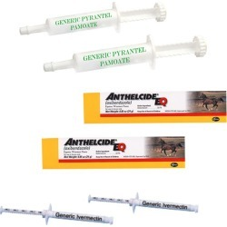 Basic 3-Way Rotational Wormer Kit