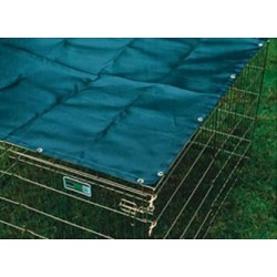 MidWest Dog Kennel Top Sunscreen Top