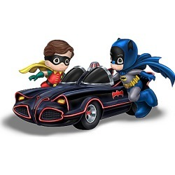 Precious Moments BATMAN & ROBIN Classic TV Series Figurine found on Bargain Bro India from Bradford Exchange for $99.99