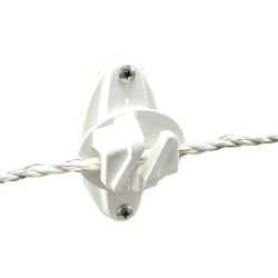 Powerfields Wood Post Claw Insulator Black found on Bargain Bro from Horse.com for USD $9.57