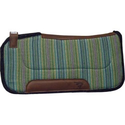 Diamond Wool Contour Ranch Adj Gullet Strap Pad Ca