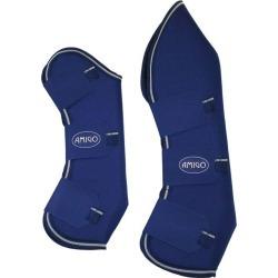 Amigo Travel Boots Pony Atlantic Blue found on Bargain Bro from StateLineTack.com for USD $68.36