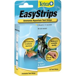 Tetra EasyStrips Ammonia Test Strips 25 Pack