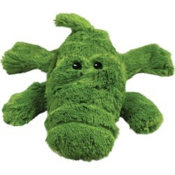 KONG Cozie Ali the Alligator Plush Dog Toy Medium found on Bargain Bro India from Horse.com for $7.99